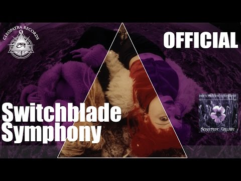 Switchblade Symphony - Mine Eyes (Official Audio Video)