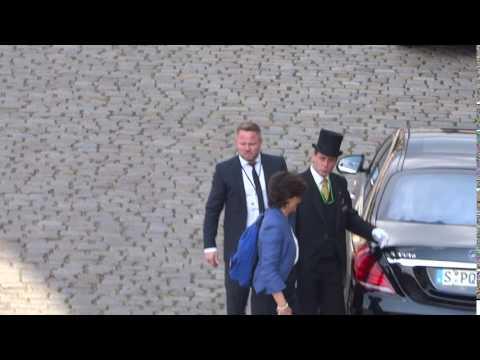 03762 - Arrivals Goulard, Sylvie (INT), Member of the European Parliament - Bilderberg - 06/09 2016