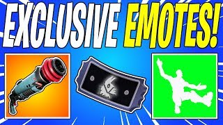 STW Exclusive Emotes & NEW Sci-Fi Shotgun Leaked + More! Bonus 👏 News 👏 | Fortnite Save The World