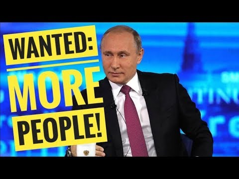 BARGAIN: Putin offers Russian passports TO ALL - Direct Line 2018