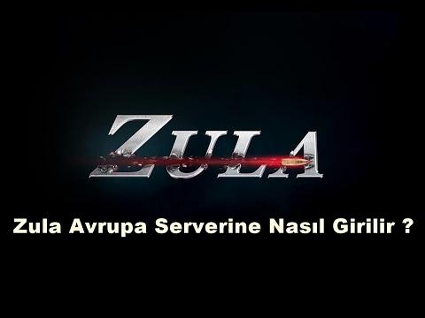Zula Avrupa Serverine Nasıl Girilir ?