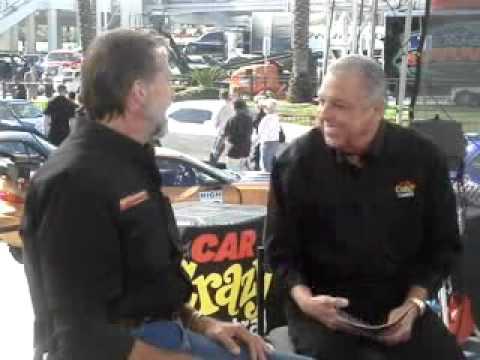 Barry Meguiar Interviews Roland Osborne on Car Crazy