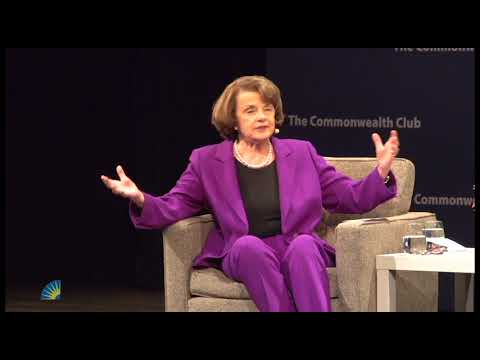 Senator Dianne Feinstein (Clip 3: On Harvey Milk and George Moscone)
