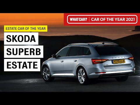 Skoda Superb Estate: why it's our 2021 Estate Car of the Year | What Car? | Sponsored