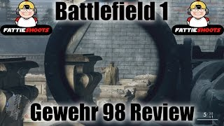 Gewehr 98 Review - Fastest Muzzle Velocity
