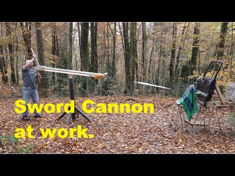 """The """"Thegn Thrand"""" Sword Challenge: My Take!"""