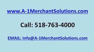 Best Credit Card Processing Companies | 518-763-4000 | A-1 Merchant Solutions | Albany NY