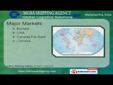Transport Logistics Services by Mora Shipping Agency Mumbai
