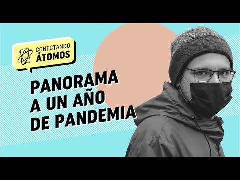 Conectando Átomos Ep.10 Desaparecidos: Panorama a un año de pandemia