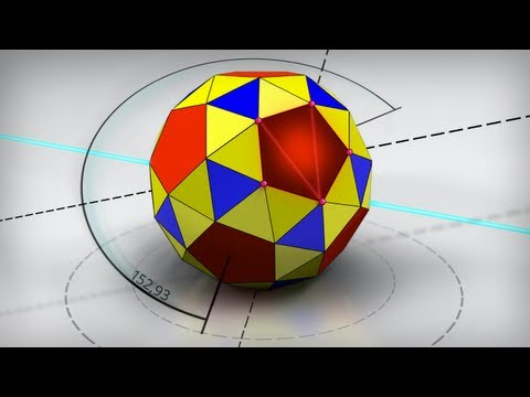 Revit Tutorial: Building a Complex Polyhedron in Revit