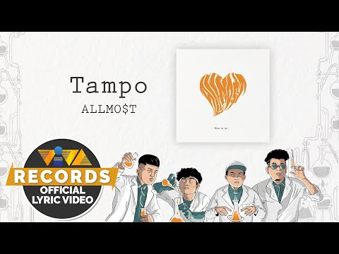 Tampo - ALLMO$T [Official Lyric Video]