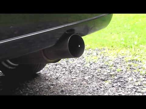 Nissan Maxima 3.0 Cat Back Exhaust Start & Rev! AWESOME!!