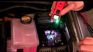 Lexus headlight repair