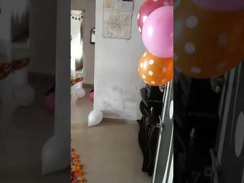 New Baby Girl Welcome Video Home Decoration How To Decorate Home