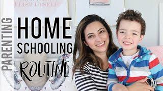 Baixar HOMESCHOOLING ROUTINE + Entertaining a Toddler DURING UK LOCKDOWN | Ysis Lorenna