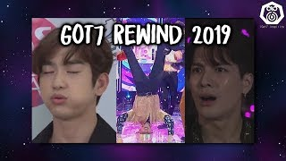 Got7 Rewind 2019: Chaos7 Reigns Supreme