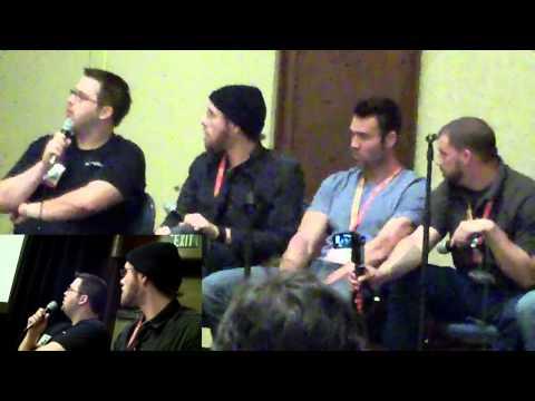 L5 ComicCon Panel