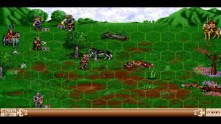 Stare gry: Zagrajmy w Heroes of Might and Magic 2 - Barbarzyńca nie taki straszny [#11]
