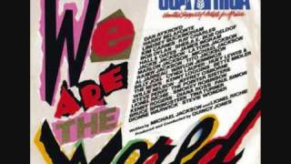 (4)We Are The Worldの呪い 1/2 (2009/04/22) We Are The World(1985年)...