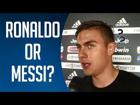 Cristiano Ronaldo OR Lionel Messi ? Ft.Pele,Maradona,Ronaldo,Ferdinand,Gerrard,etc.