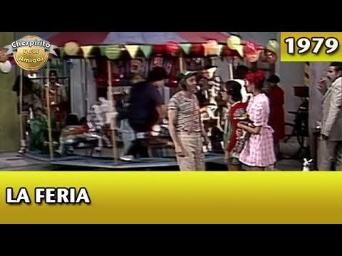 El Chavo | La Feria (Completo)