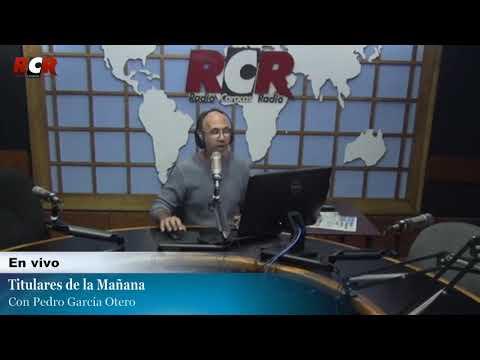 RCR750 - Titulares de la Mañana   Lunes 11/02/2019
