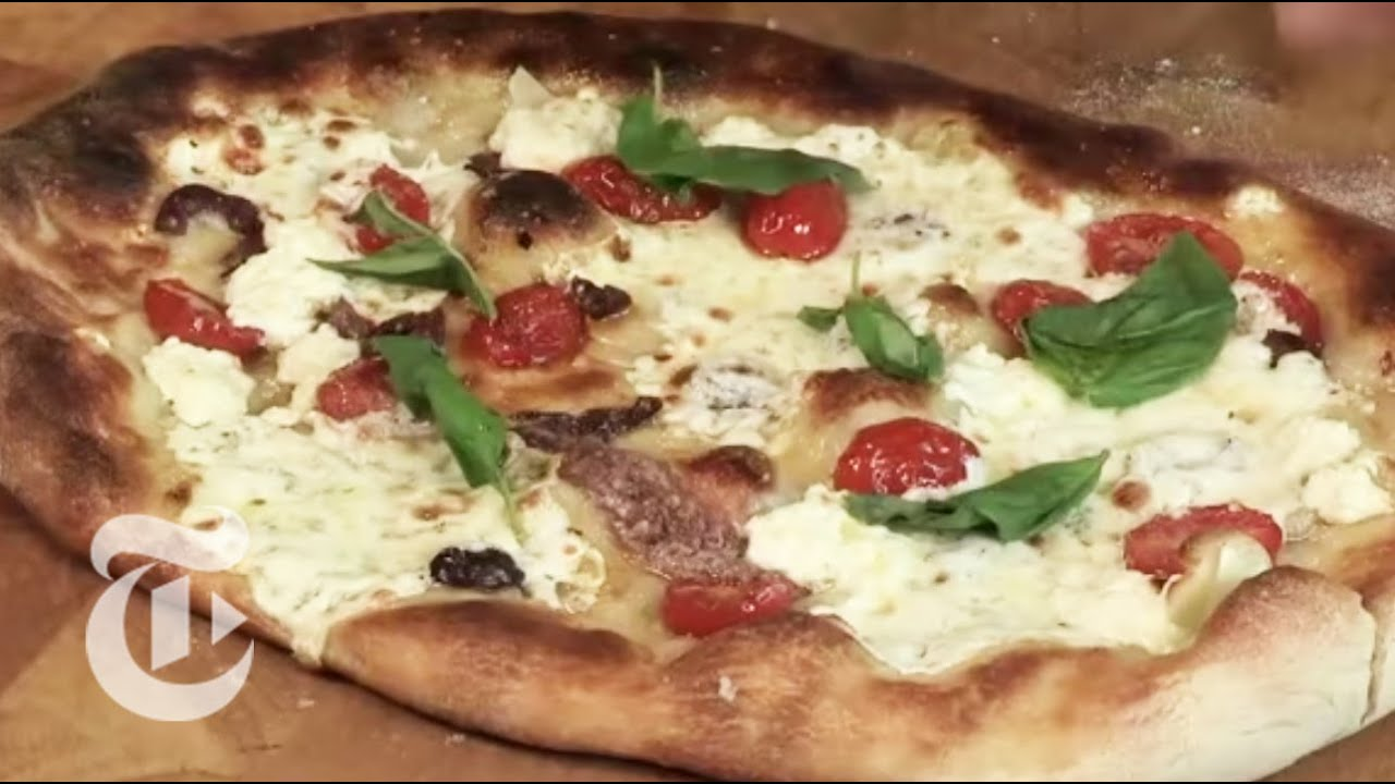 How To Make Pizza From Scratch Cooking With Melissa Clark The New York Times