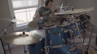 Russian Roulette Drum Cover