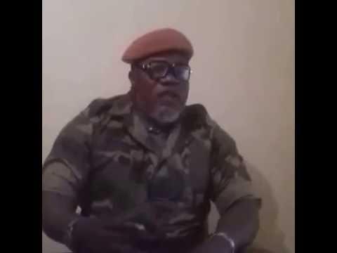COMMANDANT RICKY : Source sur,du départ ya kanambe de la RDC