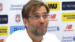 Jurgen Klopp Full Pre-Match Press Conference - Liverpool v Manchester City - Premier League