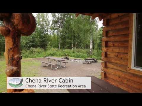 Chena River Cabin - Chena River State Recreation Area