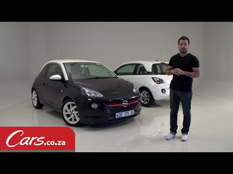 Opel Adam – Everything You Need To Know