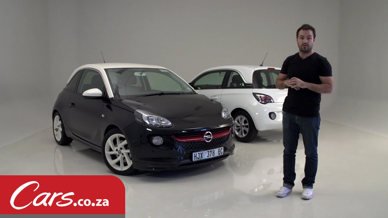opel adam everything you need to know youtube. Black Bedroom Furniture Sets. Home Design Ideas