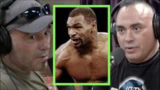 Was Hypnotism the Reason for Mike Tyson's Success? | JRE Fight Companion