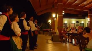 Camping Jonio - Serata Folk