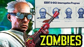THE PENTAGON THIEF DIED IN BO4 ZOMBIES: COMPLETE STORYLINE EXPLAINED (Black Ops 4 Zombies)