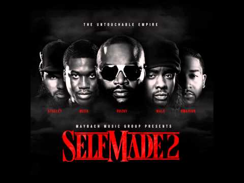 Wale & Meek Mill -- Actin' Up (feat. French Montana).wmv