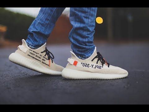 adidas yeezy 350 x off white