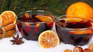 Глинтвейн безалкогольный рецепт приготовления в домашних условиях