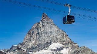 TD28 Matterhorn glacier ride Zermatt (CH)