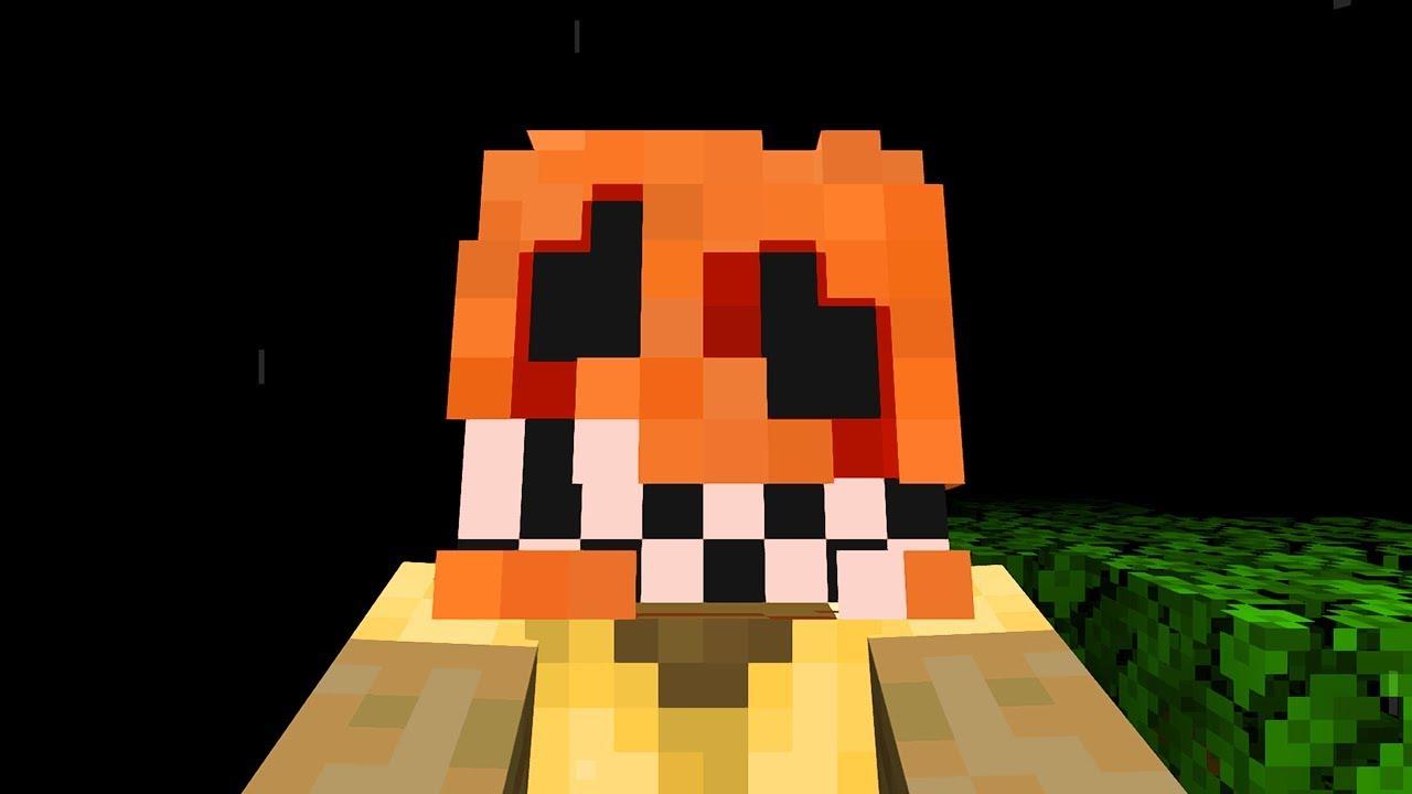 Minecraft, Dar Jocul Este Horror