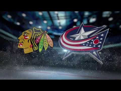 Chicago Blackhawks vs Columbus Blue Jackets. Pre season. Recaps. Highlights. Sept. 19, 2017