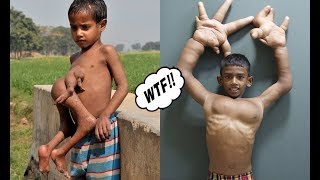 10 Most EXTRAORDINARY Humans You've Never Seen!