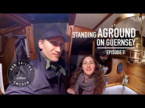 Standing aground on Guernsey - Ep. 7 RAN Sailing