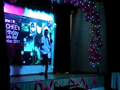 Hazel Chee - MJ Impersonator : Beat It / Triller