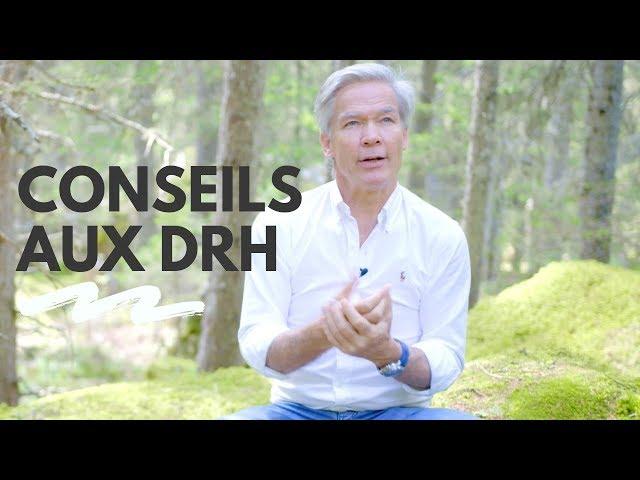 Conseils aux DRH - Paul Pyronnet