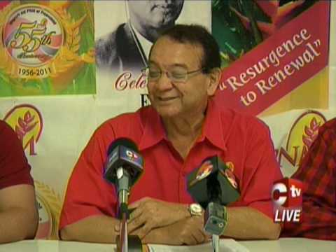 PNM General Council Praises Response Of Government To Tropical Storm Bret