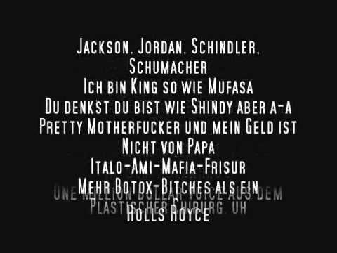 Shindy - JFK (Album Edit Lyrics)