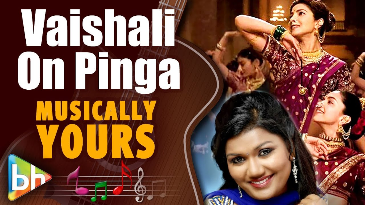 Pinga Is A Breathless Song Says Bajirao Mastani Singer ...
