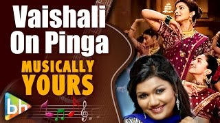 Gambar cover Pinga Is A Breathless Song Says Bajirao Mastani Singer Vaishali Made